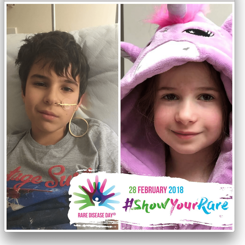 Rare disease G&A Photo 2018